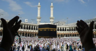 Explaining the Muslim pilgrimage of hajj